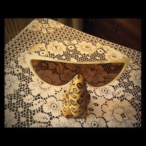 60's Charles Jourdan Paris Sunglasses
